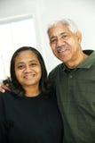 Ältere Paare Stockfotografie