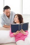 Ältere Leser Lizenzfreie Stockbilder