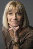 Ältere Porträt-Schönheit lizenzfreies stockfoto