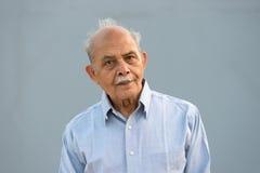 Älterer indischer Mann Stockfotos