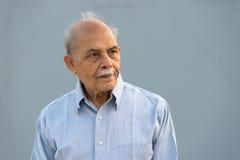 Älterer indischer Mann Lizenzfreies Stockbild