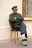 Älterer Mann 1 Lizenzfreies Stockbild