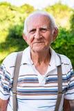 Älterer Mann Stockfotografie