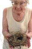 Älterer Natur-Geliebter (1) Stockfotografie