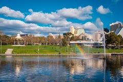Älterer Park, Adelaide City Lizenzfreies Stockfoto
