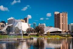 Älterer Park, Adelaide City Lizenzfreies Stockbild