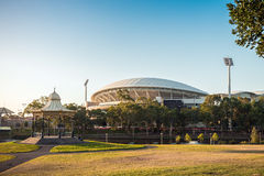 Älterer Park, Adelaide-Stadt, Süd-Australien Stockbild