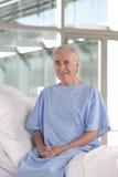 Älterer Patient stockfoto