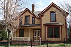 Älteres Haus stockfotos