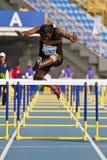 Älteres Leichtathletikspiel lizenzfreie stockbilder