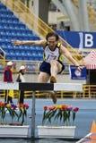 Älteres Leichtathletikspiel lizenzfreies stockbild