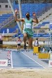 Älteres Leichtathletikspiel Stockbilder