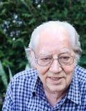 Älteres Portrait 2 Stockfotografie