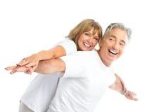 Älterpaare Stockbilder