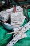 Älteste Apotheke ZAGREB Stockbild