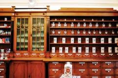 Älteste Apotheke ZAGREB Stockfotografie