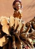 Älvabetweenn sörjer kottar Royaltyfri Bild