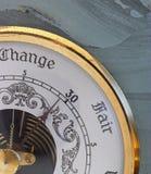 Ändern Sie in der Luft Lizenzfreie Stockfotos
