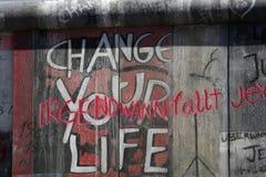 Ändern Sie Ihre Lebensdauer stockfoto