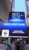 Ändern Sie Klima Stockfoto