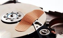 Ändern Sie, um ein unterbrochenes hd zu reparieren Lizenzfreie Stockbilder