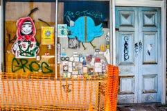 Ändernde Stadt: Fremantle, West-Australien Stockfotos