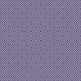Ändlös östlig diagonal modell för blå bakgrund royaltyfri illustrationer