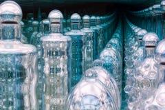 Ändlösa flaskor Royaltyfri Foto