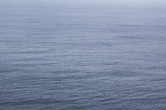 Ändlöst hav Arkivbild