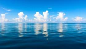 ändlöst hav Royaltyfri Foto