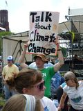 ändra klimatet arkivbild