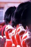 ändrande guard Royaltyfri Foto