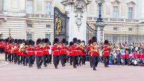 ändrande guard Royaltyfri Fotografi