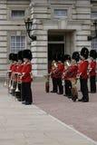 ändrande guard london Royaltyfri Foto