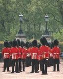 ändrande guards Royaltyfri Fotografi