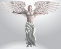ängel Royaltyfri Bild