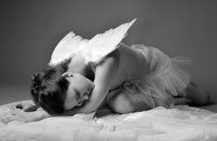 ängel royaltyfria foton
