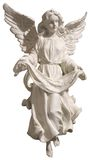 ängel gloria royaltyfri bild