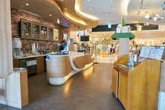 Ängel-i-oss kaffe Royaltyfria Bilder