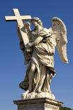 Ängel i Rome Fotografering för Bildbyråer