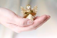 ängel little Royaltyfria Bilder