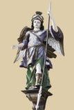 Ängel med Speer Royaltyfri Fotografi