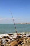 Ängel på kusten Royaltyfri Bild