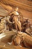 ängelitaly religiösa rome statyer Arkivbilder