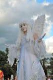 Ängelkvinna Royaltyfria Foton