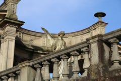 Ängelstaty i Baden-Baden Germany Royaltyfri Bild