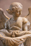 Ängelstaty - Rome Royaltyfri Fotografi
