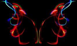 ängelvingar Royaltyfria Foton