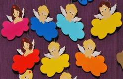 änglar Arkivbild