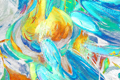 Änglar och kupoler som målar stock illustrationer